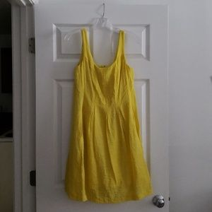 Nine West Yellow Dress